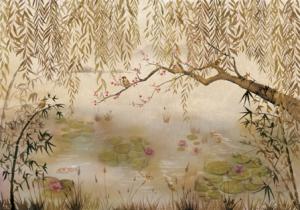 Mural Lotus Clow