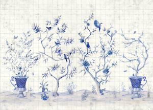 Mural Meihua Blue Spirulina