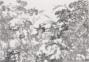Mural Neo-Tapestry Off