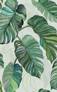 Papel pintado Carioca Green