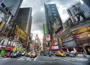 Mural Times Square Nueva York