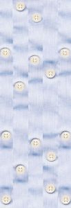 Mural Botones en Camisa Azul
