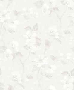 Papel pintado Helen´s Flower White