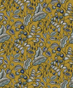 Papel pintado Bahia Mustard