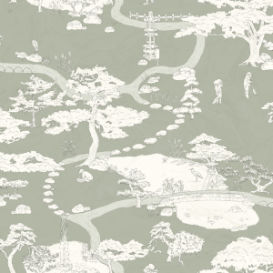 Papel Pintado Kenrokuen 239-58