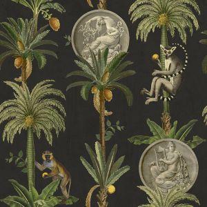 Papel pintado Lémurs Eclipse