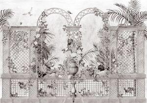 Mural Treillage Off