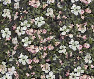 Papel pintado Floral Tapestry Pink