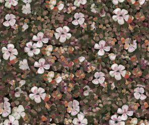 Papel pintado Floral Tapestry Lilac