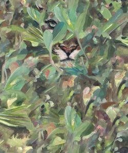 Papel pintado Hidden Puma Spring