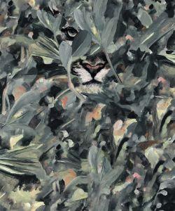 Papel pintado Hidden Puma Night