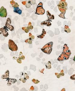 Papel pintado Magic Butterflies Linen