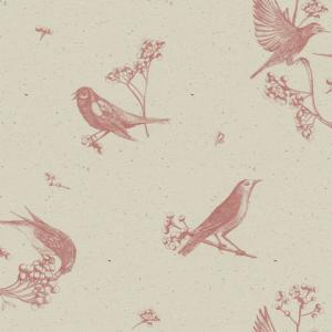 Papel pintado Sweet Birds Papirus