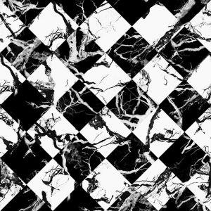 Papel Pintado Marble Geometric