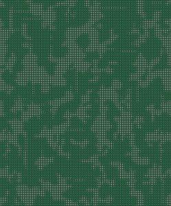 Papel Pintado Dots Esmerald