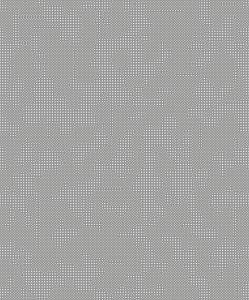 Papel Pintado Dots Silver