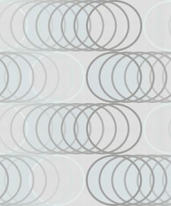 Papel Pintado Circles Light