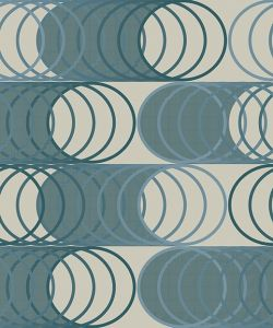 Papel Pintado Circles Sea