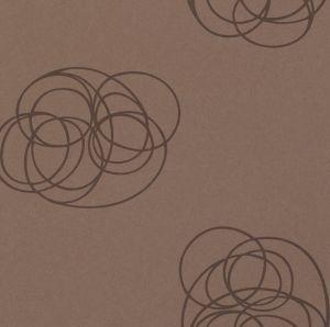 Papel pintado Spin Cobre