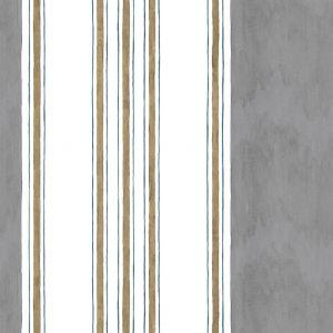 Papel pintado Raya Oro