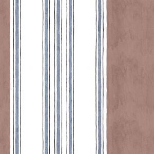 Papel pintado Raya Ciruela