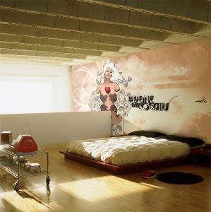 La Regine Mural