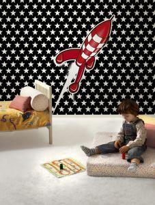Rocket Kids Mural