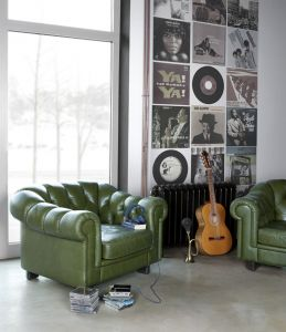 Vinyl Mural 1