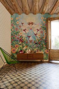 Catalina Estrada Wallpaper Garden Princess