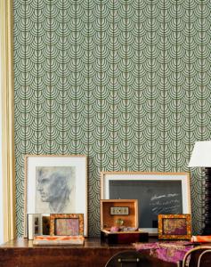 Camille Beige wallpaper