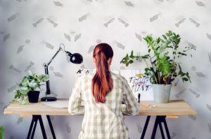 Future Grey wallpaper