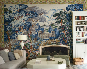 Mural Tapestry Toffe