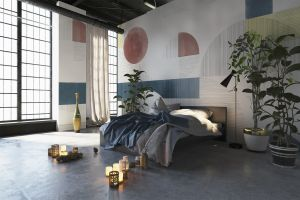 Mural Azulejos Multi