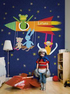Universe Mural