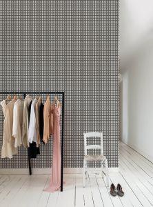 Blaua Black wallpaper