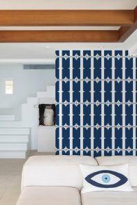 Blaua Macro Beige wallpaper