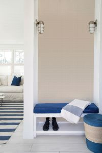 Llosa Blue wallpaper