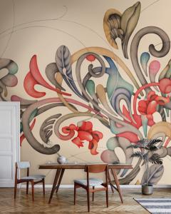 Romance M3403-2 mural
