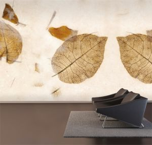 Autumn leaves Mural