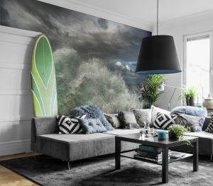 Mural Storm