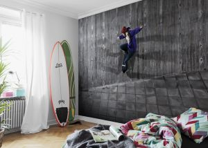 Mural Skater