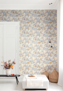 Paradiso Cobalt wallpaper