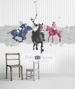 POLO LEAGUE MURAL