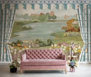 Mural Folies Romance
