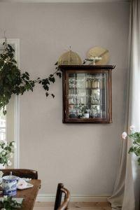 Weaver´s Wall Beige wallpaper