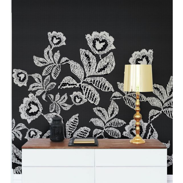 Lace Mural