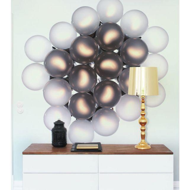 Bulbs Mural