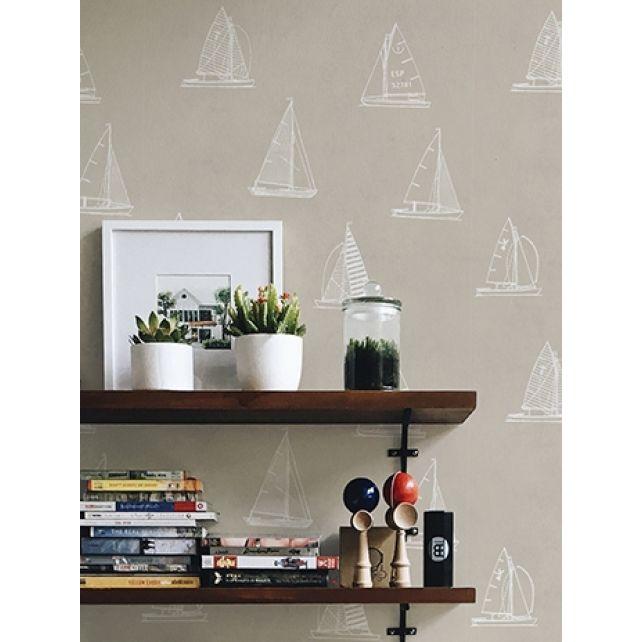 Eslora Full Grey wallpaper