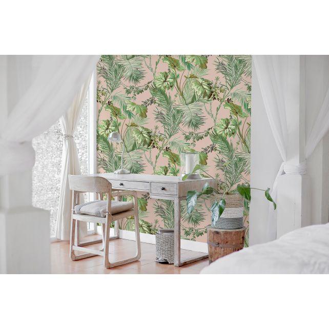 Vegetable Blue wallpaper
