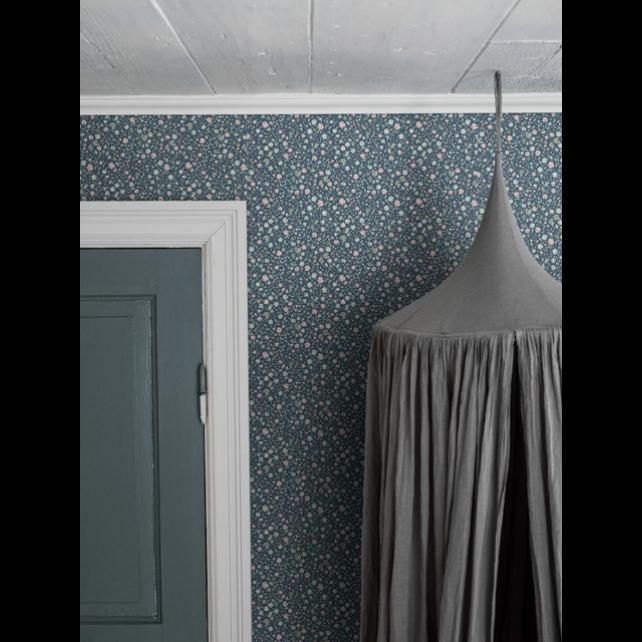 Jasmine Blue wallpaper